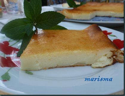 Recetas de andar por casa postre de queso ligero - Postres con queso de untar ...