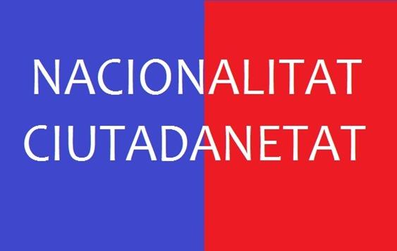 Nacionalitat Ciutadanetat