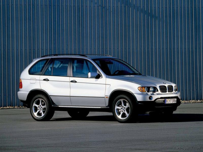 2000 bmw x5 suv specifications pictures prices. Black Bedroom Furniture Sets. Home Design Ideas