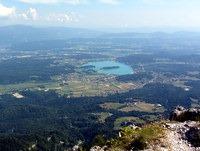 Pogled na Baško jezero