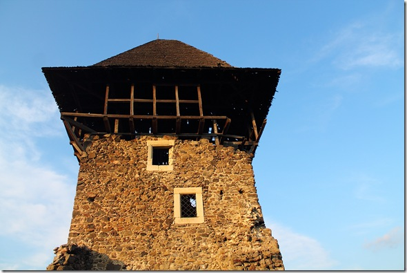 Замок у Невицькому