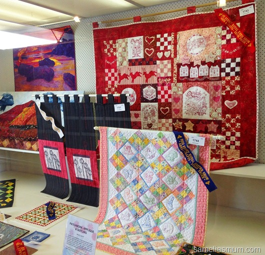 Sydney Royal Easter Show - Patchwork, Applique and Qulting