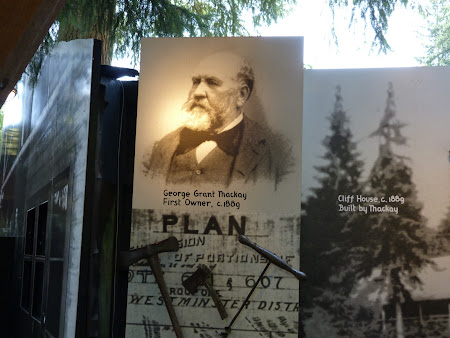 Istoria podului suspendat din Vancouver