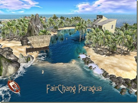 FairChang Paragua 1 SLX