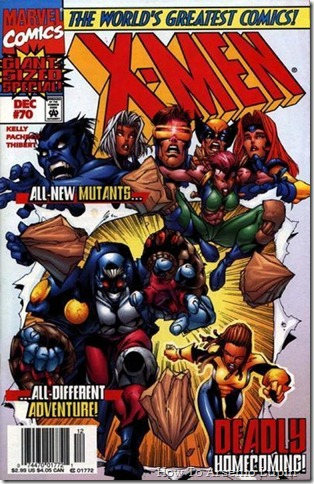 2012-01-28 - X-Men - Del Juicio de Gambit a La Busqueda de Xavier
