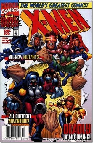 2012-01-28 - X-Men - Del Juicio de Gambit a La Busqueda de Xavier