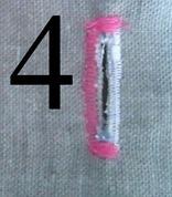 Buttonhole 4