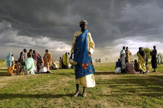 South Sudan Rain Clouds UN Photo