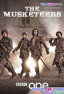 Ngự Lâm Quân :Phần 3 - The Musketeers Season 3