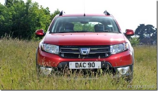 Dacia Sandero Stepway Rouge de Feu 04
