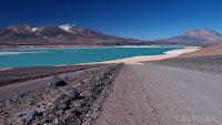 Laguna Verde - Uhrzeitsee auf 4.500 Metern