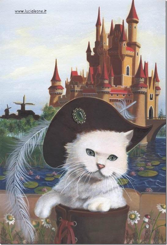 El Gato con Botas,El gato maestro,Cagliuso, Charles Perrault,Master Cat, The Booted Cat,Le Maître Chat, ou Le Chat Botté (45)