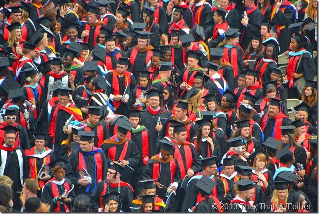 Sea of Graduates LU