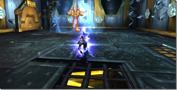 Fighting in the Brawler's Guild Arena