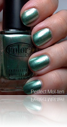 Color Club Perfect Mol-Ten