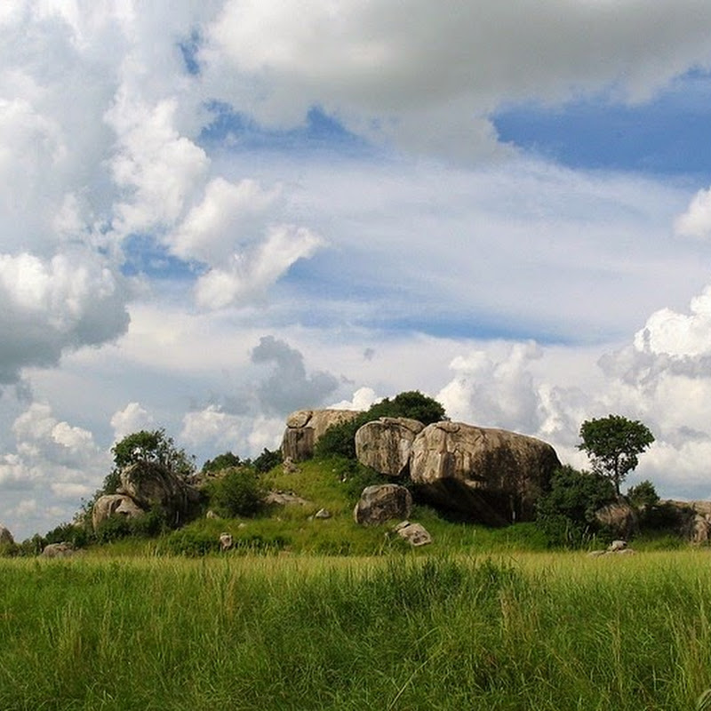 The Kopjes of Serengeti