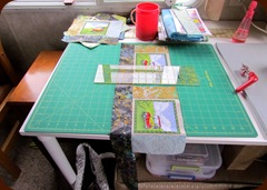 1302236 Feb 27 Starting Quilt For Jim