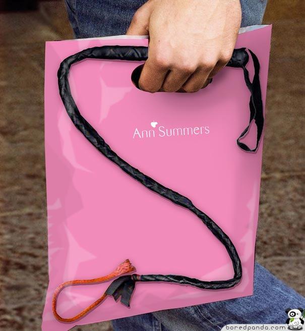 Beg plastik tali