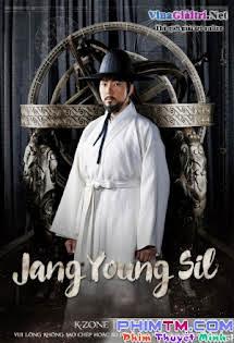 Vĩ Nhân Của Joseon - Jang Young Sil