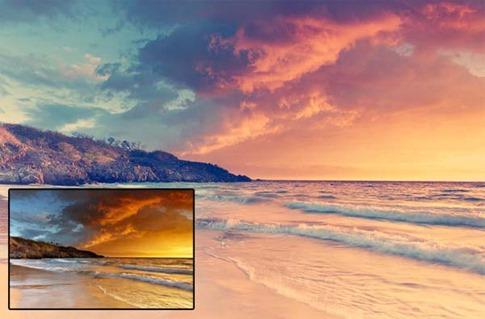 11. Efecto paisajes suaves