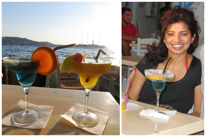 veranda drinks