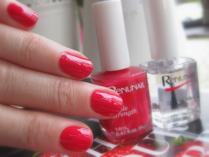 Renunail-colour-nail-polish-Pomegranate-swatch