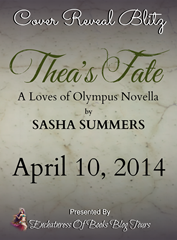 Thea's Fate Cover Reveal Blitz Badge