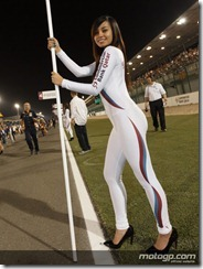 Paddock Girls Commercialbank Grand Prix of Qatar  08 April  2012 Losail Circuit  Qatar (10)