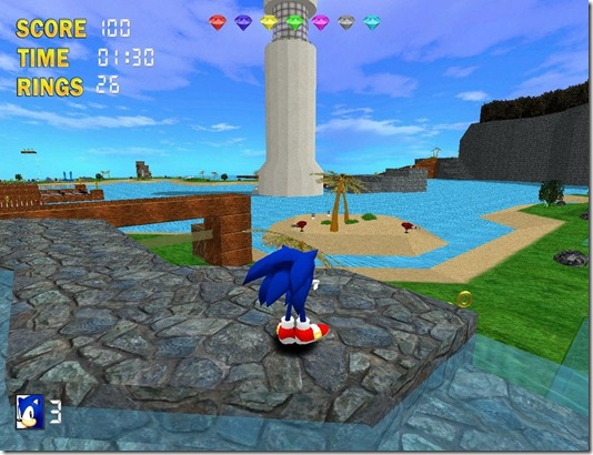 Sonic the Hedgehog 3D (1)