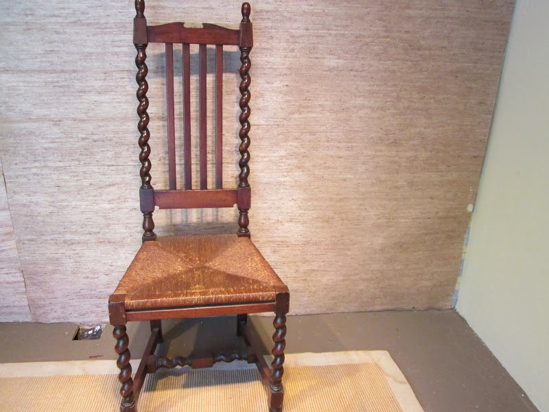 Tudor Style Chair