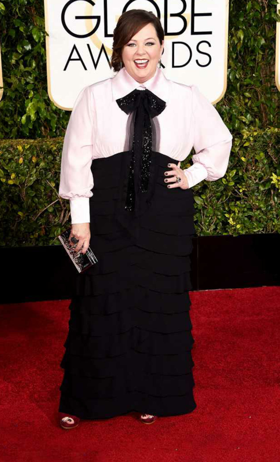 The Haute Report: Golden Globes 2015 Review - Our Top 10 Haute Favs!!!