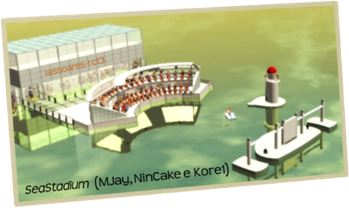 SeaStadium (MJay, NinCake e Kore1) lassoares-rct3
