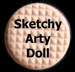 Sketchy Arty Doll - Youtube
