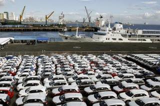 Plus de 350 000 ventes et 20% de recul en 2014, Incertitude sur le marché de l'automobile