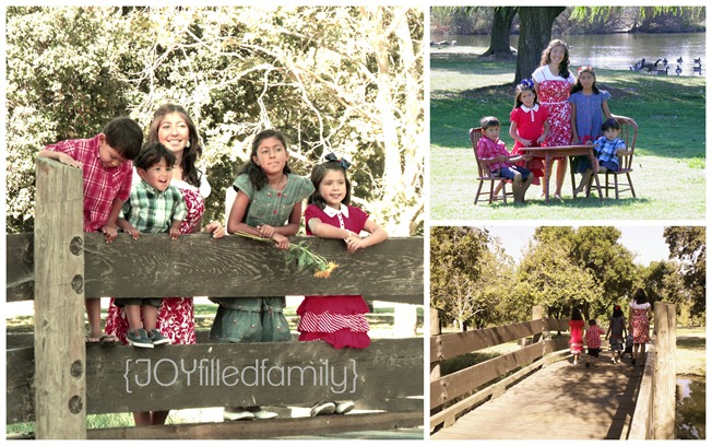 JOYfilledfamily GFG collage