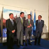 Informe Consejo Ejecutivo OMT y Seminario Miembros Afiliados OMT Santiago de Compostela