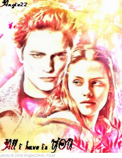 'Edward & Bella Fan Art' photo (c) 2009, Angie22Arts - license: http://creativecommons.org/licenses/by/2.0/