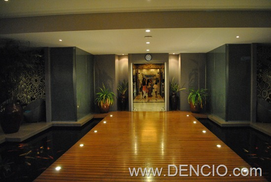Mandarine Spa at the Bellevue Manila 28