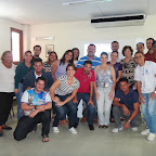 Encontro de Formao com os agentes da Pascom
