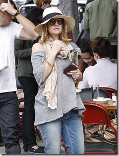 Drew Barrymore Pregnant Drew Barrymore Will PM7jibSr0fNl