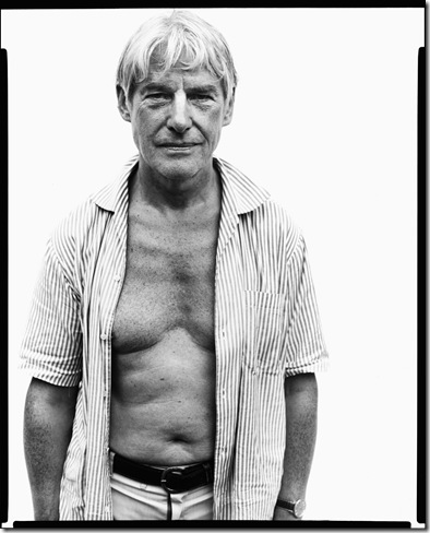 Willem de Kooning, painter, Springs, Long Island, August 18, 1969