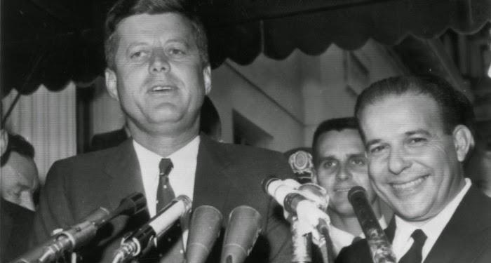 Jango e Kennedy