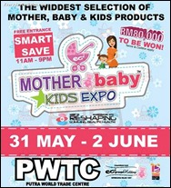 Mothers Baby Kids Expo 2013 All Shopping Discounts Savings Offer EverydayOnSales