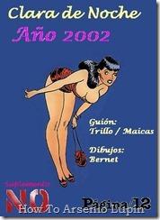 P00009 - Carlos Trillo - Clara de Noche #9