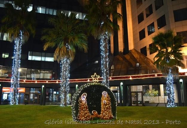 Glória Ishizaka - Luzes de Natal 2013 - Porto  12  Galeria Comercial Peninsula