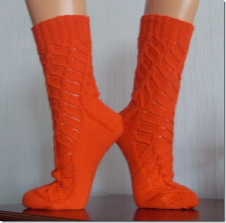 2014_01 Socken Wendel in orange (1)