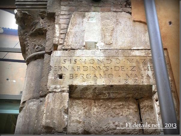 Via Mazzini, Ferrara - Mazzini Street, Ferrara, Italy, photo2