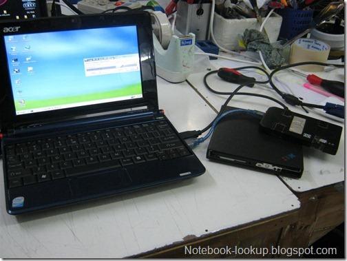 การใช้ mini Windows XP จากแผ่น Hirent Boot CD