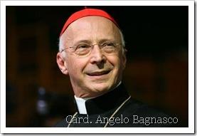 cardinal bagnasco capo della cei