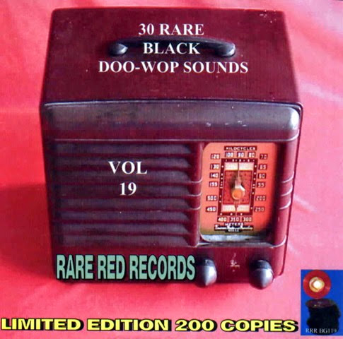 Rare Black Doo-Wop Sounds Vol. 19 - 31 - Front
